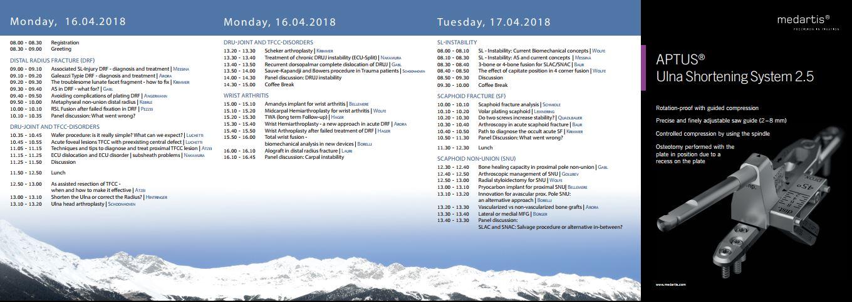 preliminary program 12th wrist symposium april 2017