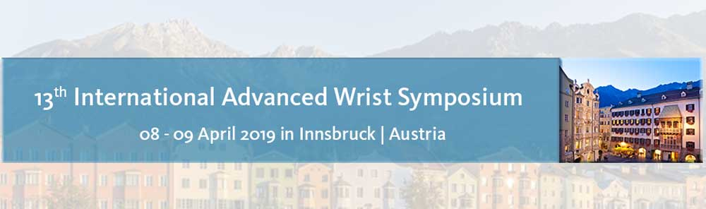 13th international advanced wrist symposium teaser